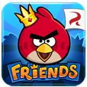 Angry Birds Friends App Icon Logo By Rovio Entertainment Ltd - FreeApps.ws