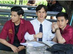 Pretty Boys, Cute Boys, Boy Meme, Dramas, Mixed Couples, Theory Of Love, Asian Love, Cute Gay Couples, Thai Drama