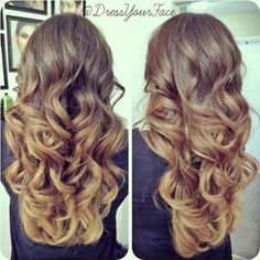 Balayage Ombre Layers Gorgeous locs! Step your game up with www.tmghairextensions.com PINTEREST10 for 10% off your order