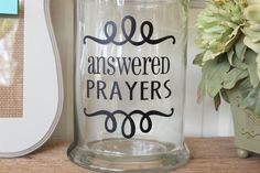 Answered Prayers Collection DIY Answered by SimpleFaithShop, $3.99