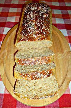 Dukan Diet Recipes, I Foods, Vanilla Cake, Graham, Deserts, Food And Drink, Gluten, Restaurant, Bread