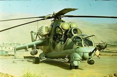 In late 70s Russian army entered Afghanistan, thousands soldiers, hundreds tanks and helicopters, etc.