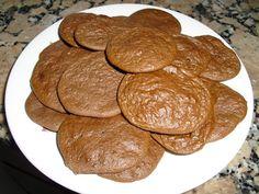 Galletas de Chocolate Dukan Te enseñamos a cocinar recetas fáciles cómo la receta de Galletas de Chocolate Dukan y muchas otras recetas de cocina.. Dukan Diet Recipes, Healthy Life, Healthy Eating, Blood Type Diet, I Foods, Food To Make, Low Carb, Breakfast, Desserts