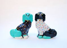 Watch this space - Malarky Jazzy Puppies will soon be joining our Editions Collection!   #malarky #jazzypuppies #art