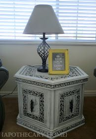 Apothecary Home: Side Table Save
