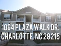 http://www.showcaserealty.net/property/2218625/ - Charlotte NC HUD Homes - 1064 Plaza Walk Dr. Charlotte, NC 28215. Amazing value 3rd level Condo Unit w/ balcony located at Citiside Complex. Open floor-plan, good size Living/Dining that connects to kitchen separated by a low corner bar wall. Spacious master suite w/ a walk-in closet & full bath plus a 2nd Bedroom w/ a 2nd full bath. Beautiful view of the complex from a good size balcony that has an exterior storage closet.