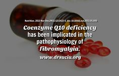 Picture drsuciu Coenzyme deficiency in fibromyalgia Nutrition, Chronic Fatigue Syndrome, Blog, Chronic Fatigue, Fibromyalgia, Blogging, Meals