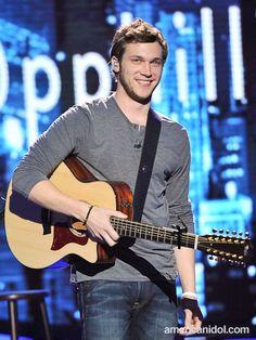 The American Idol...