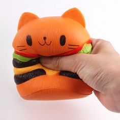 GET $50 NOW   Join RoseGal: Get YOUR $50 NOW!http://m.rosegal.com/squishy-toys/decompression-cartoon-cat-hamburger-squishy-1184125.html?seid=10317474rg1184125