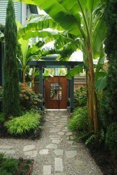 Beautiful modern japanese garden landscape ideas 42 #ContemporaryGardenLandscaping #japanesegarden