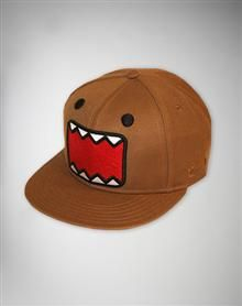 Domo Flatbill Hat (have it)