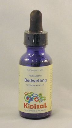 All Natural Remedy for Betwetting Kidiral Children's Homeopathic