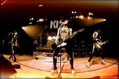 Kiss 1975 Dressed to Kill Tour   KISS KISS ~Detroit, Michigan…May 16, 1975…