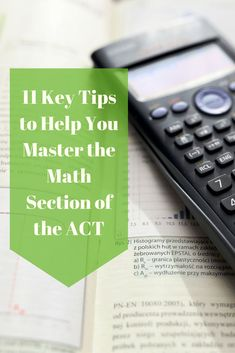 Don't know where to start studying for the Math section of the ACT? Here are some tips to help you make the most of your time. Teaching Tools, Teacher Resources, Leadership Activities, Group Activities, College Moving Tips, College Hacks, Free Act Prep, Act Study, Study Help