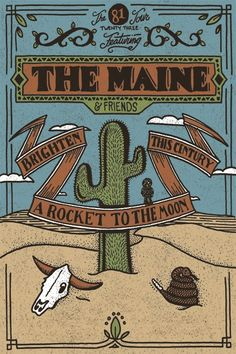 The heat turns up as The Maine & friends rock The 81 Twenty Three Tour with Brighten This Century & A Rocket To The Moon! #emo #pop #punk