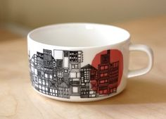 mug from the Marimekko shop.