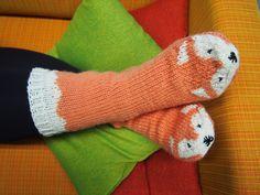 Needlework, Dinosaur Stuffed Animal, Barn, Socks, Knitting, Crochet, Animals, Embroidery, Stockings