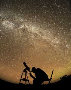 Sacramento Mountains, New Mexico - who doesn't love an evening under the stars - http://SierraSpirit.biz/