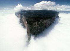 ロライマ山(南米)
