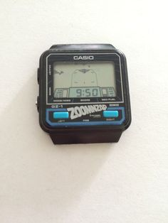 Casio GZ-1 Gamewatch (1986)