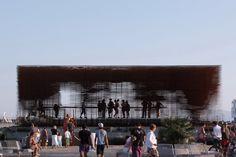 Floating Pavilion – Pavilion.hr – for the Venice Biennale I Like Architecture