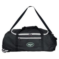 NFL New York Jets 36 Collapsible Duffle Bag