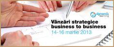 VANZARI STRATEGICE BUSINESS TO BUSINESS (B2B) | Business Edu Network