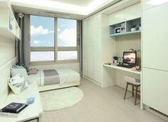 Daum 블로그 - 이미지 원본보기 Loft, Bedroom, Furniture, Home Decor, Ideas, Bebe, Decoration Home, Room Decor, Lofts