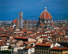 Florence, Italy - I studied at the University of Florence as an undergrad.  Great memories! (Have been back twice since.)