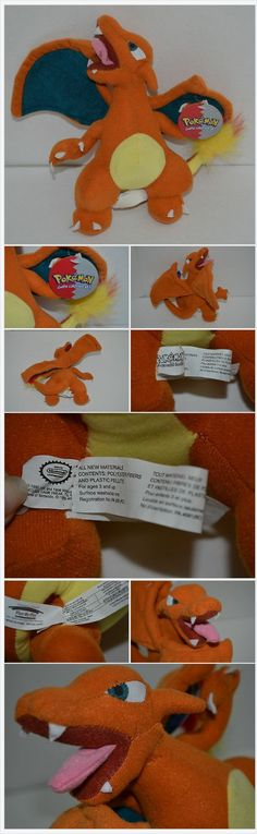 Pokemon Nintendo Game Freak Plush Stuffed Doll 1999 NEW http://www.bonanza.com/listings/Pokemon-Nintendo-Game-Freak-Plush-Stuffed-Doll-1999-NEW/287093074