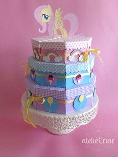 Aniversário Manuela - My Little Pony   ateliê Criar