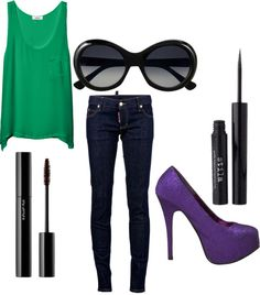 """""""The Hulk's Girl(:"""" by gbowdle37 on Polyvore"""