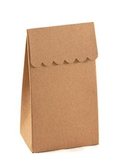Kraft Treat Boxes (set of 12)