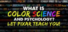 Pixar Animation Studios created a FREE course teaching us a bit about Color Science and the power it has on filmmaking. They dive deep into...
