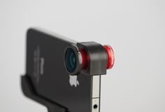 Olloclip Camera Accessory Review | Olloclip: A three-in-one clip-on lens for macro, fisheye, and wide-angle photos and videos on iPhone 4. via macworld
