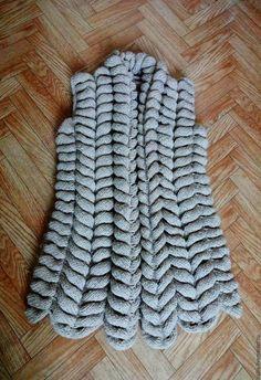 Asya Başak Örgü Hırka Nasıl Yapılır? 19 Knitting Stitches, Knitting Designs, Knitting Patterns, Fall Sweaters, Knit Cardigan, Fingerless Gloves, Arm Warmers, Pattern Design, Knit Crochet
