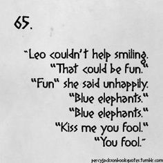 Percy Jackson Quotes by luella