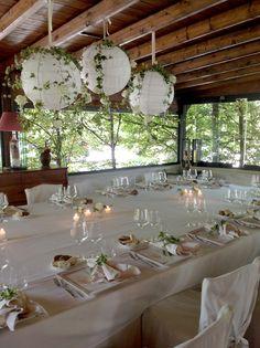 #Invitoanozze nella natura. Tralci di edera, storie di unione, passione e fedeltà sul tavolo degli #sposi. #Amore che non conosce distacco... www.cadelach.it/... Domenica 18 gennaio 2015 h. 17.00 @Ai Cadelach Hotel Ristorante & Centro Benessere Un Assaggio di #Matrimonio. Progetto di stile con @chrimalabeventi www.cadelach.it/... #cadelach #revinelago #treviso #matrimoni #allestimenti #wedding #nozze #misenplace #tavola