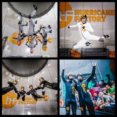 Say Hi to our proflyers from Prague !  www.hurricanefactory.com #freestyle #D2W #RW #VFS #tunnelflying #indoorskydiving #professionals #competition #hurricanefactory #Madrid #Berlin #Prague #Tatralandia #bestflyers Indoor Skydiving, Say Hi, Prague, Madrid, Competition, Berlin, Movies, Movie Posters, Films