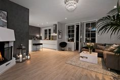 FINN – St. Hanshaugen - Nyoppusset og svært påkostet 5-roms - To solrike…