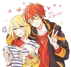 707 and the second MC ITS SO DAMN DIFFICULT FINDING PICS OF THE OTHER MC!! I LOVE THIS ONE~