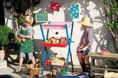 Mercadillo de verano para niños //Summer Market for kids
