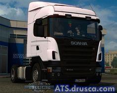 Scania r500 v8 American Truck Simulator, Trucks, Vehicles, Truck, Car, Vehicle, Tools