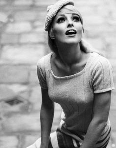 Sharon Tate by Shatrokh Hatami, 1960's