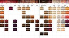 Catálogo Igora atual #Hedheads #Ruivas