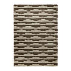 "MULLERUP rug, high pile, dark beige Length: 7 ' 10 "" Width: 5 ' 7 "" Area: 43.92 sq feet Length: 240 cm Width: 170 cm Area: 4.08 m²"