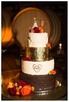 Callaway Winery Wedding | Temecula Wedding Venue | Fall Wedding | San Diego Wedding | Rachel Jay of France Photographers