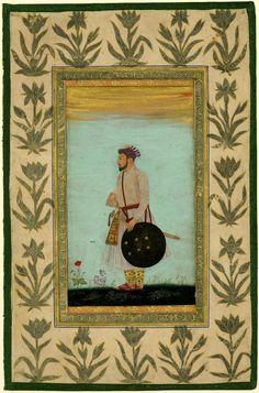 Lutfallah Khan, the sons ofone of Shah Jahan's important generals