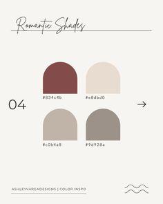 Hex Color Palette, Website Color Palette, Design Palette, Modern Color Palette, Rustic Color Palettes, Neutral Color Scheme, Modern Paint Colors, Modern Color Schemes, Paint Color Schemes