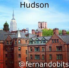 Filtros de Instagram: Filtro Hudson